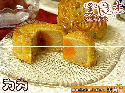 广式月饼 广式月饼的做法,怎么做,如何做 广东小吃做法视频图解大全