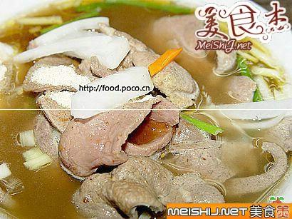 潮州粿条、面薄汤