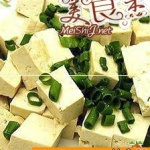 虾米拌豆腐