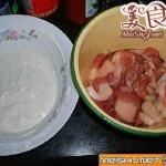 酸甜锅爆肉的做法