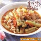 苦瓜焖豉油肉