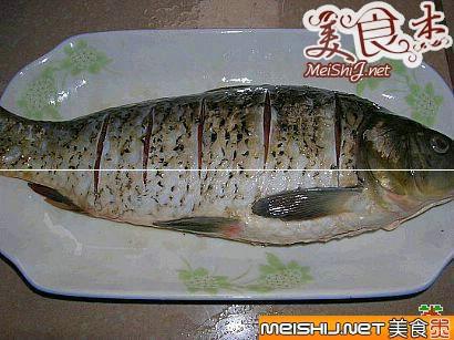 花版红烧鱼的做法