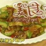 [图文]京酱西葫芦(图)