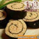 蒜香海苔肉卷