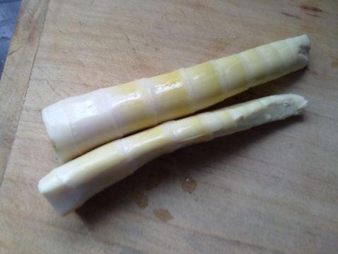 肉炒春笋的做法