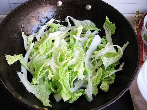 尖椒手撕白菜条的做法【步骤图】_菜谱_美食杰