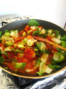 炒青菜用什么油_韩国辣酱炒米粉的做法_韩国辣酱炒米粉怎么做_美食杰