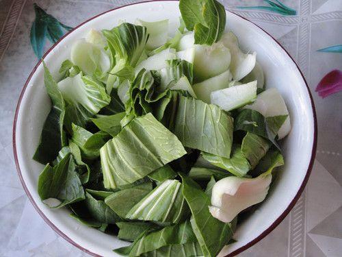 油菜土豆片的做法【步骤图】_菜谱_美食杰
