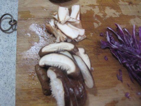 鸡蛋 视频 香菇/香菇切片