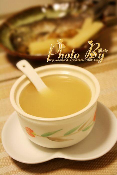 甘蔗橄榄煲鲫鱼汤QV.jpg