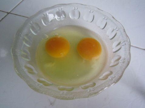 奶油香菇蛋的做法【步骤