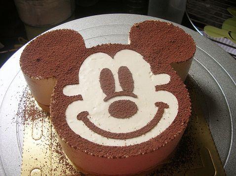 米奇动物蛋糕