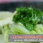 砂锅白菜炖豆腐