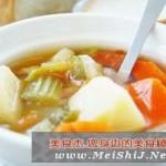 什锦蔬菜汤