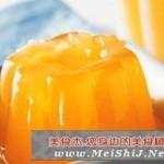 菠萝水果冻