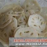 椒油炝藕片