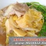 羊肉冻豆腐的做法