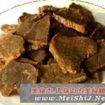 川味五香牛肉干的做法