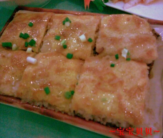 三鲜豆皮 紫菜苔