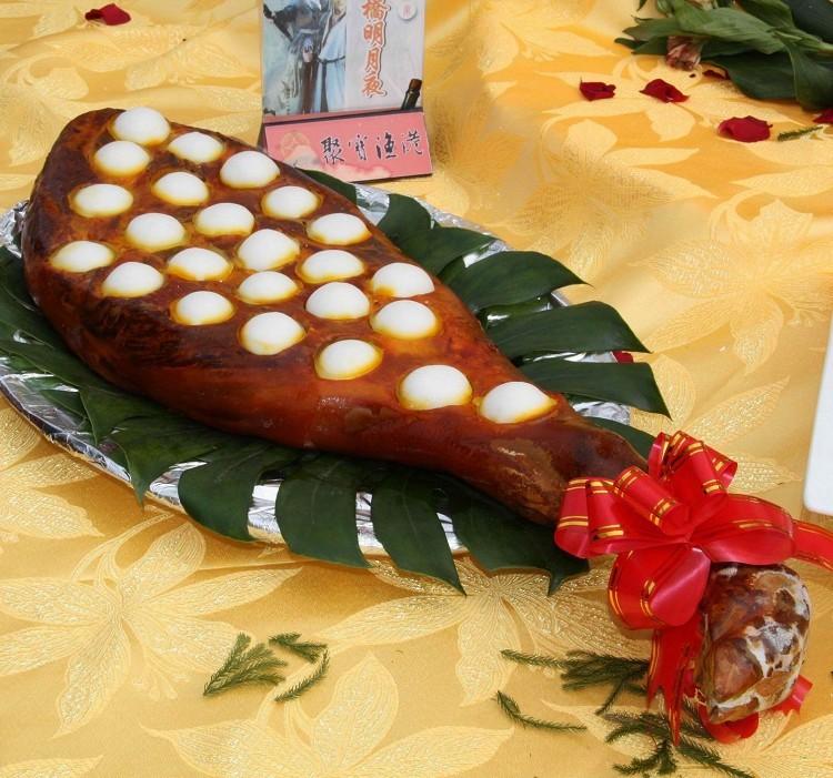 际美食节 射雕江湖菜