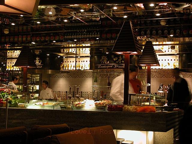 新五星级的自助餐-香格里拉大酒店(二)