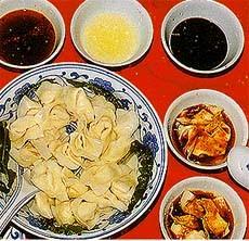 【菜名】[四川菜]--红油抄手