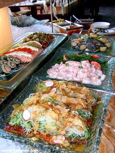 广州香格里拉大酒店自助餐