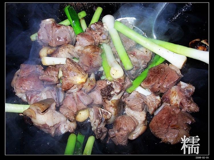 ?_==干飶羊肉煲==