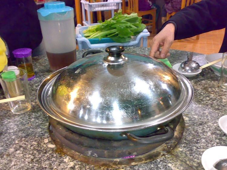木炭火锅的做法 家常木炭火锅的做法 木炭火锅的家常做法大全怎么做