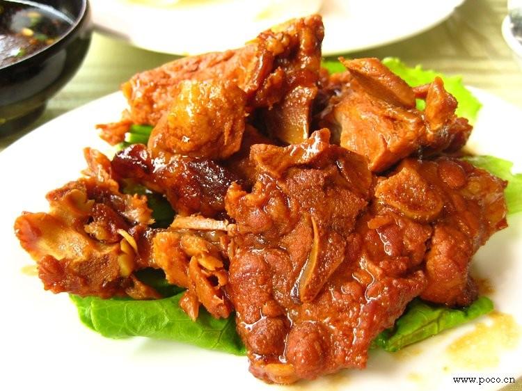 菜式风味:东北菜