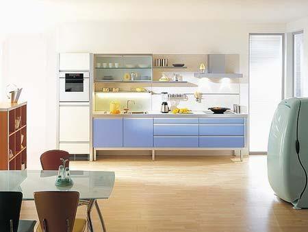 2007年厨房流行设计5要素 厨房装修 厨房装饰