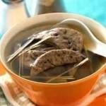 明炉三菌猪肝汤