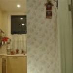 温馨厨房实景图装饰墙