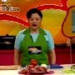 番茄汁炖牛肉、微波冰糖红枣茶