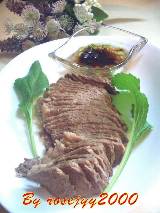 卤水牛肉的做法 家常卤水牛肉的做法 卤水牛肉的家常做法大全怎么做