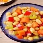 五香芹菜豆