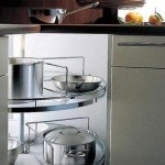 小厨房变大空间的3招7式