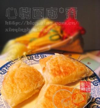豆沙土豆饼的做法【步骤图】_菜谱_美食杰