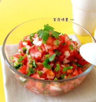 番茄沙沙酱的做法