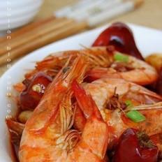 椒盐口水虾