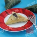 蜜枣黄米粽子的做法