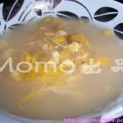 绿豆银花汤的做法