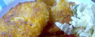香煎南瓜米饼的做法