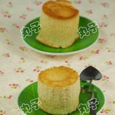 枫糖戚风纸杯蛋糕