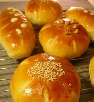 咖啡奶酪面包的做法