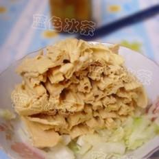 辣乳拌腐竹
