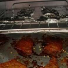 黑椒蜜汁烤猪扒