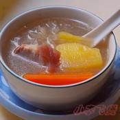 雪莲果猪肉汤