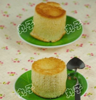 枫糖戚风纸杯蛋糕的做法