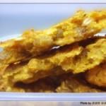 南瓜葡萄干杂粮饼